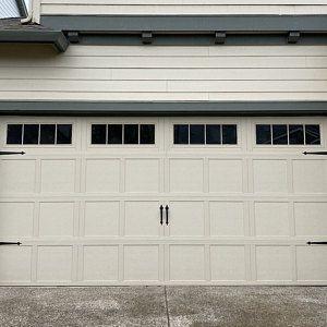 Atk Carriage House Garage Door Decorative Hardware Set Spear Etsy In 2020 Garage Door Decorative Hardware Carriage House Garage Doors Garage Doors