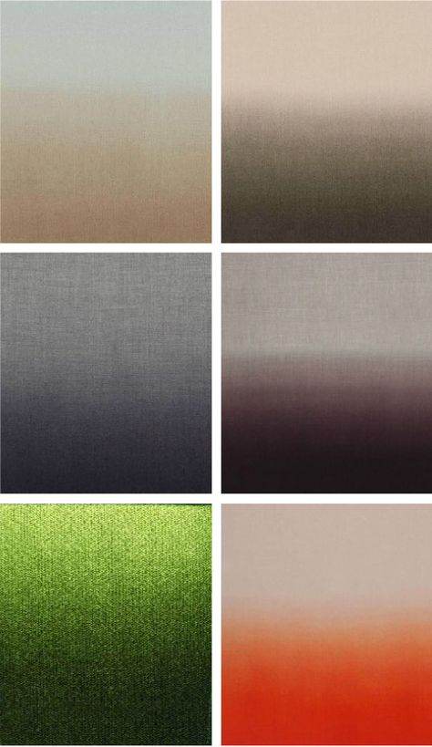 Ombre fabric - swoon!