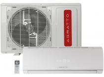 Ar Condicionado Split Agratto 9 000 Btus Quente Frio Acs9qf R4