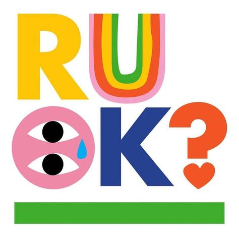Today is RUOK Day go on pick up the 📞 and check on the people you love. It may not fix everything but sometimes it opens the conversation. The old saying of don't ask the question you don't want the answer to is total crap. Go on be brave ask the question and stand strong for the answer. It can help. It does help. I am here because someone asked me RUOK?  The answer was no and we worked on it. Sprinkle that magic everywhere ❤️ #ruok #ruokday #ruokday2019 #thefoodpurveyor #askthequestion #suppor