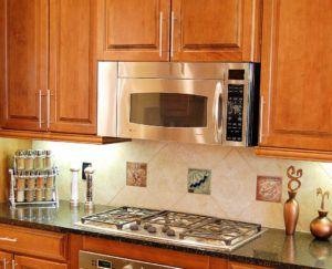 Decorative Tiles For Kitchen Backsplash Decorative Kitchen Backsplash Tiles  Httpgodir