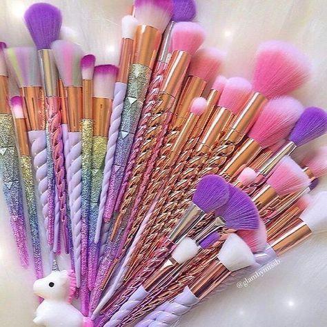 Make Up Kits, Makeup Storage, Makeup Organization, Cute Makeup, Beauty Makeup, Chanel Makeup, Makeup Style, Hair Makeup, Make Up Brush