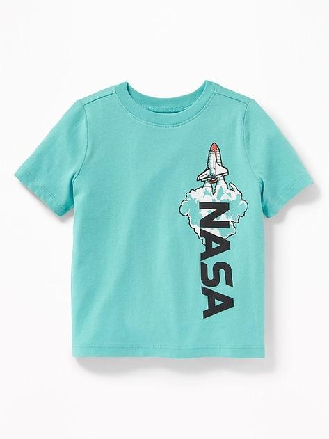 Old Navy Toddlers' Nasa® Graphic Tee Illusion Size 18-24 M
