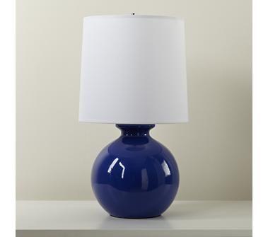 Kids' Lighting: Kids Blue Gumball Table Lamps