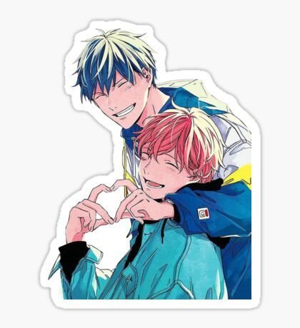 Given Stickers Anime Stickers Cute Stickers Manga Gift