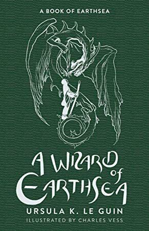 Free Ebook A Wizard Of Earthsea The First Book Of Earthsea The Earthsea Quartet 1 A Wizard Of Earthsea Books Books To Read