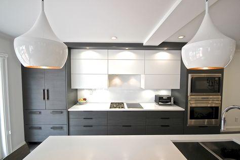Cesar Cabinetry In Grey Contenpoary Kitchen Design Portfolio