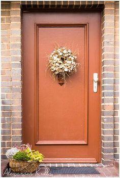 Front door #doors #design #color                                                                                                                                                     More