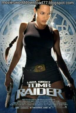 Lara Croft Tomb Raider 2001 Hindi Dual Audio Blu Ray 720p
