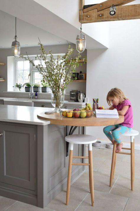 39 Cool Kitchen Design Ideas With Temporary Looks Modern Kitchen
