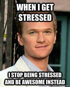 Image result for stress meme