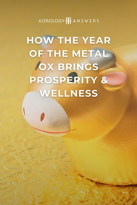 The Year of the Metal Ox is upon us, and it is worth thinking about how this year can benefit us in terms of our wellness and prosperity. 🐂 #yearoftheox #yearofthemetalox #metalox #chineseastrology #lunarastrology #lunarnewyear #chinesenewyear