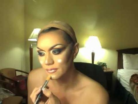 Great Makeup Tutorial for getting up in Yags and the tricks of the trade...  Manila Luzon's Make Up Tutorial