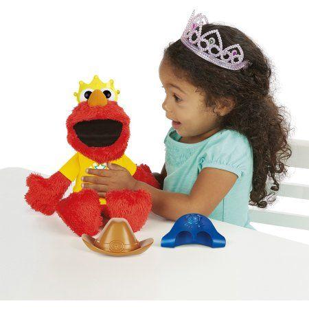Playskool Sesame Street Let S Imagine Elmo Toy Multicolor Products Elmo Toys Elmo Toys