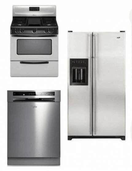 50 Trendy Kitchen Appliances Set Stainless Steel Kitchen