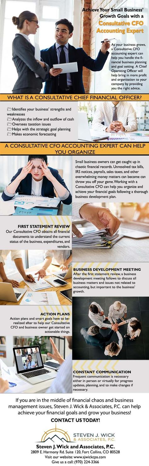 Why You NEED a Consultative CFO Accounting Expert in Fort Collins