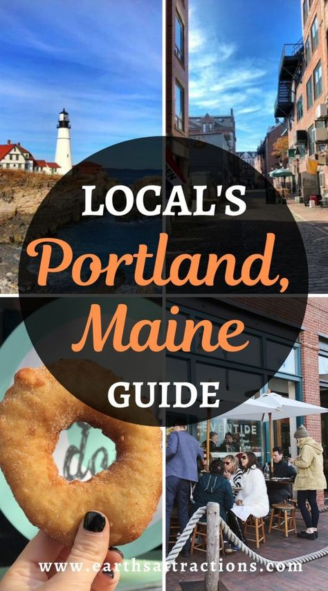 A Local's Guide to Portland, Maine, USA - Earth's Attractions - travel guides by locals, travel itineraries, travel tips, and more