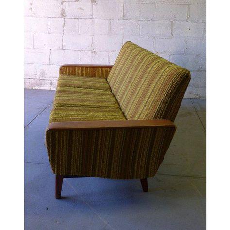 Best Mid Century Modern Teak Sofa Couch In 2020 Wood 400 x 300