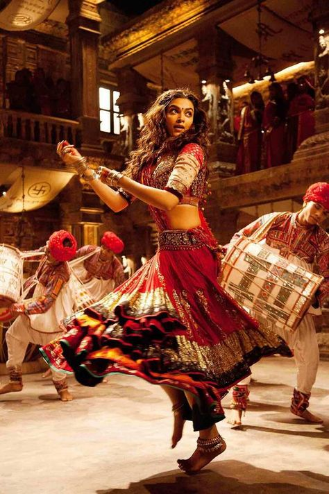 Deepika Padukone in Ram Leela. Get your daily dose of culture, travel, food and art over at theculturetrip.com