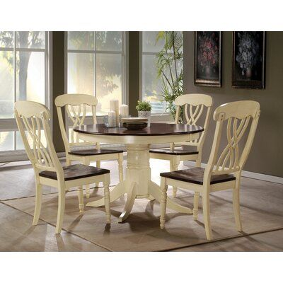 15++ Wayfair round dining room table and chairs Trend