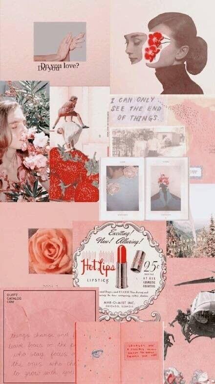 Pink Aesthetic Wallpaper Audrey Hepburn Wallpaper Aesthetic Wallpapers Pink Aesthetic