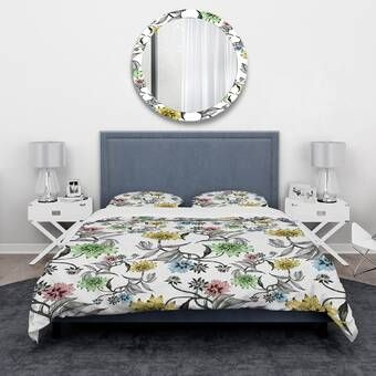 Kuse Reversible Duvet Cover Set In 2020 Contemporary Duvet Covers Duvet Cover Sets Mattress Furniture