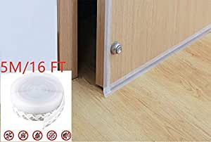 Door Weather Strip Silcone Seal Strip Door Strip Bottoom Self Adhesive Tape For Draft Stopper Gap Weath In 2020 Door Weather Stripping Door Stripping Weather Stripping