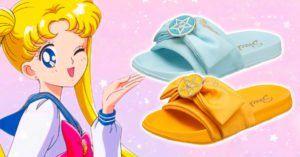 Nosotros mismos reloj salir  Skechers crea sandalias de Sailor Moon para luchar por el amor y la  justicia | Skechers, Sailor moon, Sailor scouts