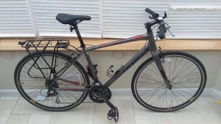 Stolen Bicycle Specialized Sirrus Bicycle Special
