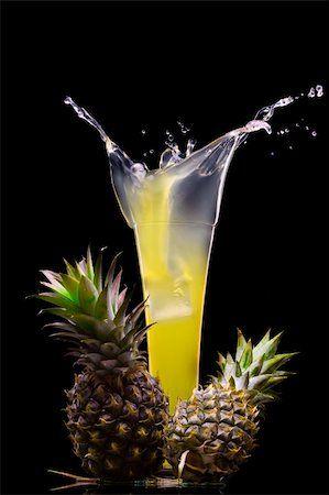 Pin By Erry Dvini On Fresh Juice Fruit Splash Juice Pineapple