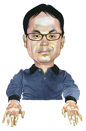The billionaire Chinese financier was among the first to see the potential in homegrown internet companies. He talks about a career that began when he rented out comics at the age of seven.