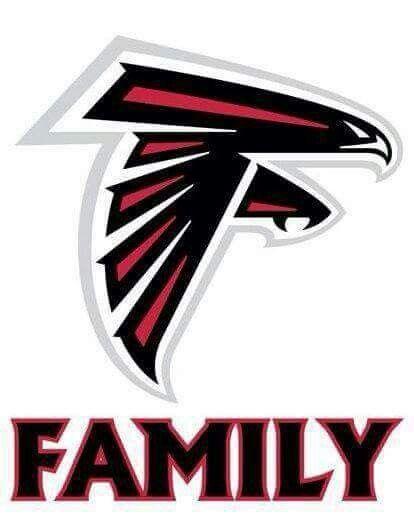 Atlanta Falcons Family Atlanta Falcons Logo Atlanta Falcons Decal Atlanta Falcons