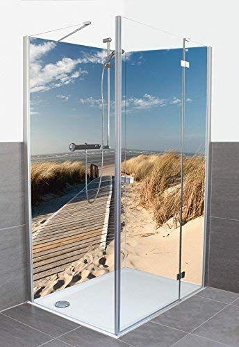Artland Dusche Bad Ruckwand Wandverkleidung Aus Aluminium Verbund
