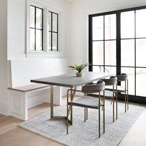 34+ West elm white dining table Trending