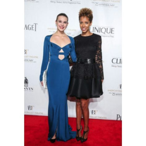 instores dress on the right 235 Likes,...