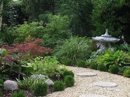 Gestaltungsideen und Pflanzen zu Asia Garten gesucht - Seite 1 - vorgarten gestalten asiatisch