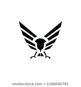 pin by roberto linan on tattoo wings logo vector logo eagle wings pinterest