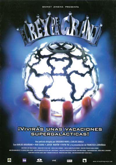 El Rey De La Granja 2002 Tt0328327 Carteles De Cine Granja Cine