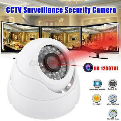 1200tvl Cctv Ip Ir Dvr Night Vision Home Surveillance Security Camera Outdoor Uk Ebay Cctv Surveillance Outdoor Security Camera Security Camera