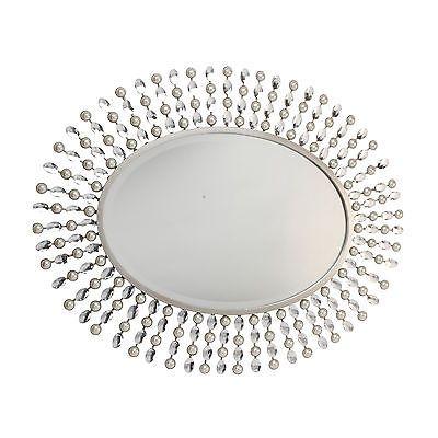 Juliana Metal Wall Mirror Oval Pearl Crystal Frame   Crystal mirrors    Pinterest   Metal walls. Juliana Metal Wall Mirror Oval Pearl Crystal Frame   Crystal