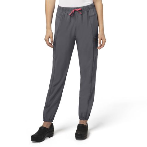 Carhartt  C52610 Women's Force Modern Fit Jogger Pant - Pewter