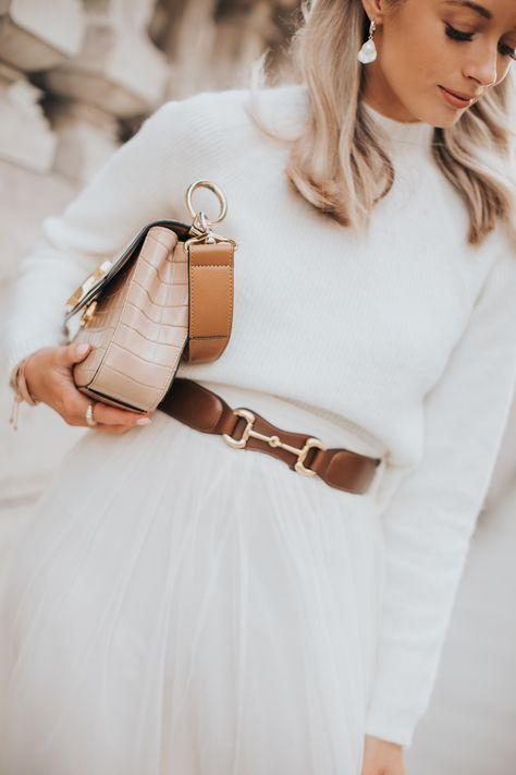 How to wear the Tulle Trend this Winter - Fashion Mumblr