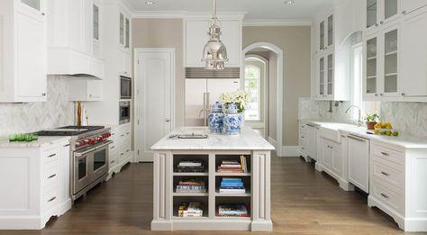 kitchen | Denise McGaha Interiors