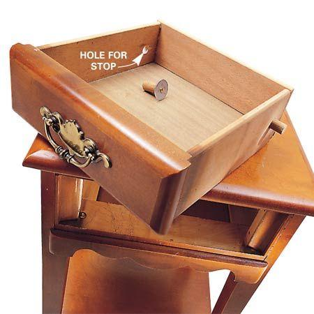 Fixing Falling Drawers Diy Furniture Ideas Dresser Remodel