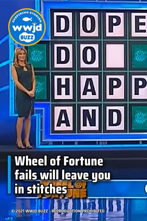 "While the answers seem obvious to us, they sure don't to these contestants on the Wheel of Fortune! This compilation of hilariously wrong answers and outrageous blunders will have you in stitches! A famous Tom Hanks film? ""The Green Mole"". #funny #tvshows #wheeloffortune #gameshow"