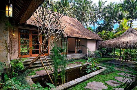 35 gambar rumah idaman sederhana di desa yang cantik