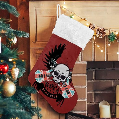 Rockstar Christmas Ornament Pack