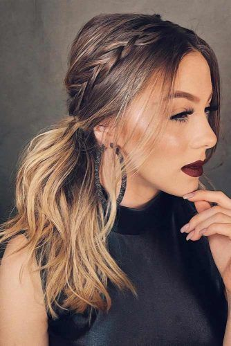 Feel As A Princess With Our 30 Side Ponytail Looks Ponytail Hairstyles Easy Braided Ponytail Black Ponytail Hairstyles Long Hair Ponytail Ponytail Hairstyles Easy Boho Hairstyles For Long Hair