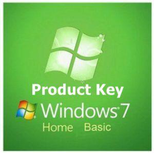 Windows 7 Home Basic Product Key Make Tutorial Basic Key