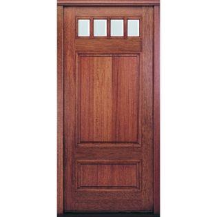 Like Door With Just Enough Small Window On Top Not Wood Color No Windows On Sides Just Top Door All Can In 2020 Solid Wood Front Door Entry Doors Wood Exterior Door